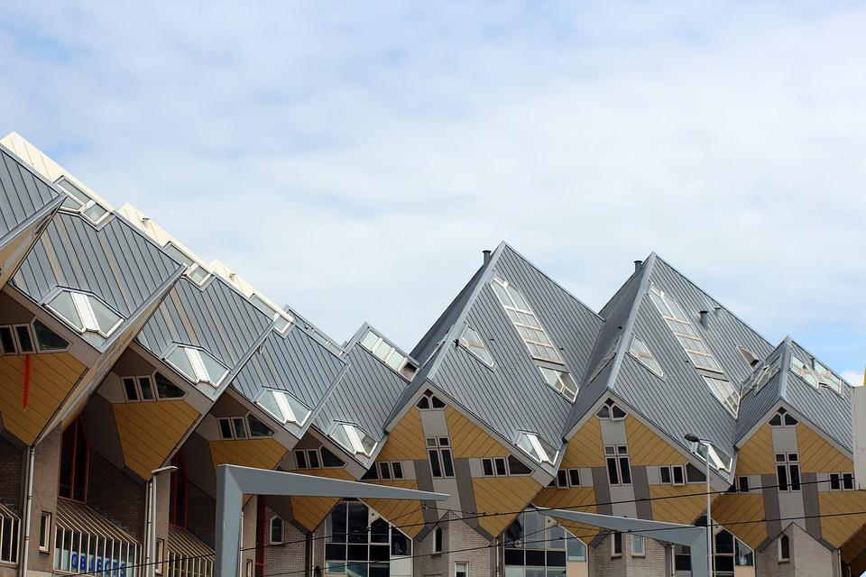 Das kubushaus in rotterdam sehensw rdigkeiten in rotterdam for Kubus haus innen