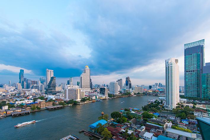 Atemberaubendes Bangkok
