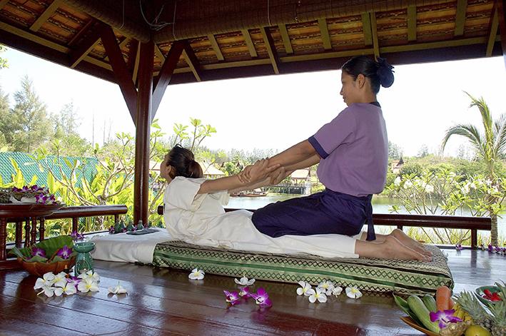 SPA, Wellness und die traditionelle Thai-Massage